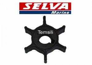 Selva 25 HP Deniz Motoru İmpeller Su Pompası Lastiği | 0533 748 99 18